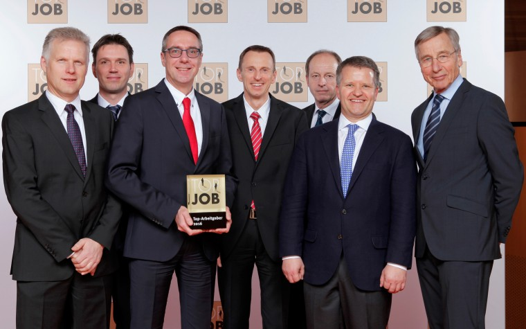 TOP-Arbeitgeber 2016