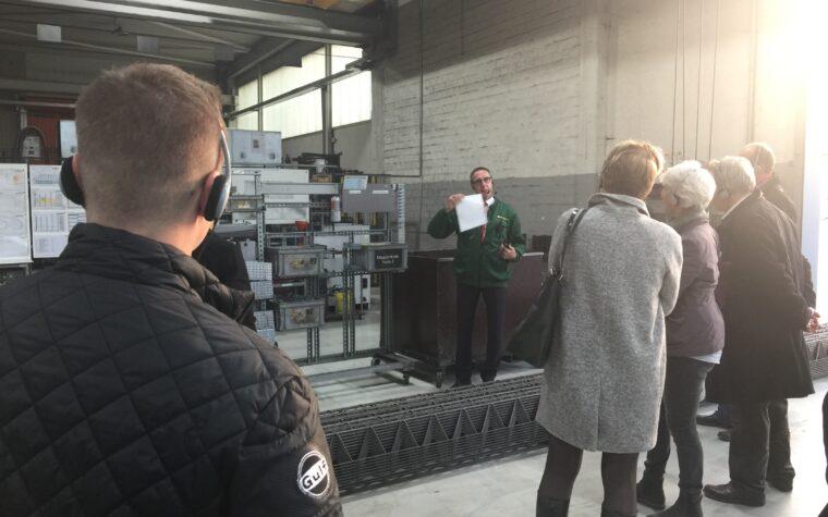 Tübinger Wirtschaftsverein zu Besuch in Hirschau
