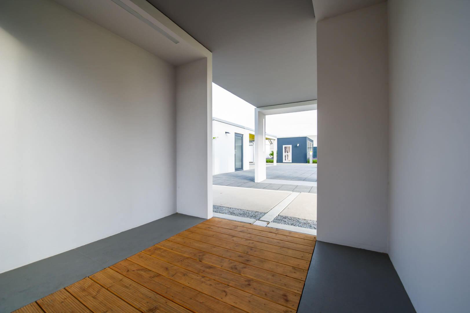 Fertiggarage beton roh  Design-Garage - Garagen-Programm
