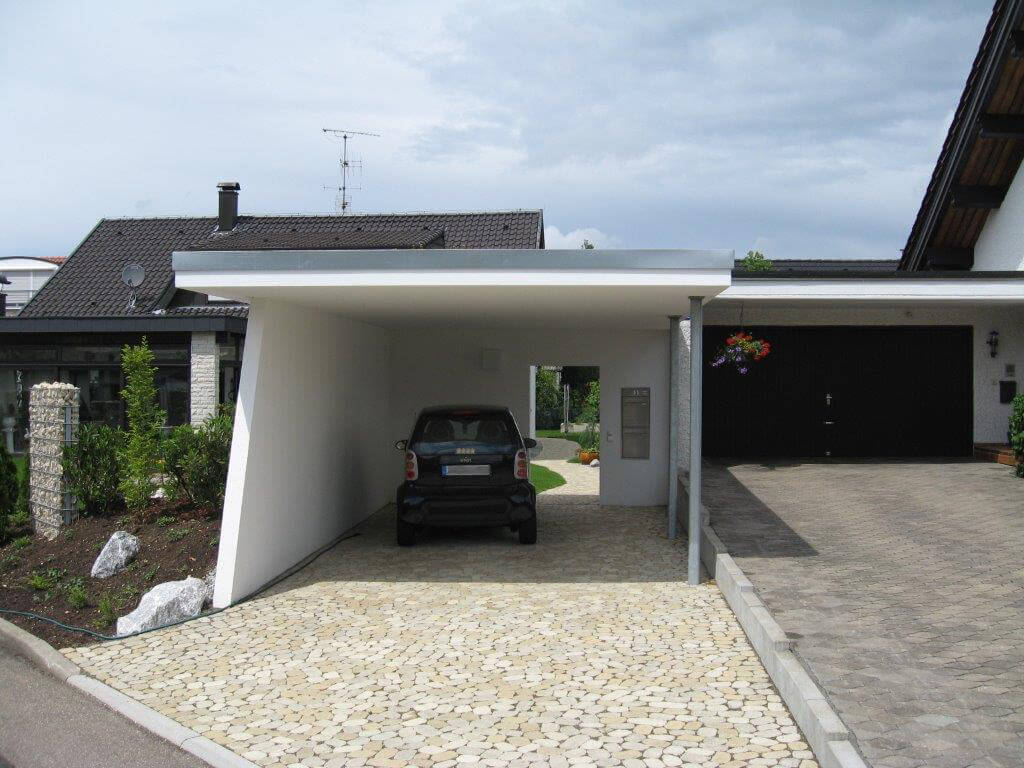 beton carports von beton kemmler. Black Bedroom Furniture Sets. Home Design Ideas