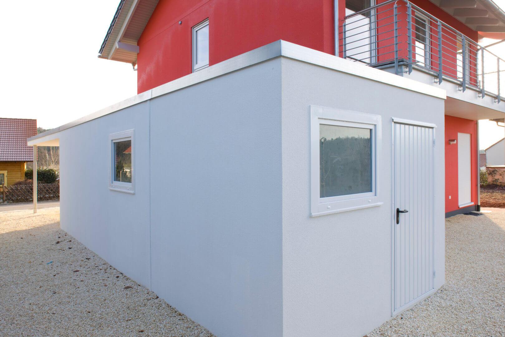 kemmler box garagen programm. Black Bedroom Furniture Sets. Home Design Ideas